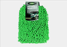 Triplewax Wash Mitt Supersoft Microfibre Car Care Cleaning Valeting CTA126