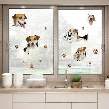 3D Break Paper Pet Dog Room Home Decor Removable Wall Stickers Decals Decoration