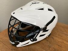 Cascade Cs Lacrosse Helmet Youth/Junior, White, One-Size-Fits-Most