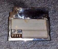 AUDI A6 (1997-2005) GENUINE FRONT INNER ASHTRAY BLACK 4B0857951FG #OA1