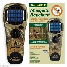 New Thermacell Mosquito Repellent APG Camo Appliance MR-TJ