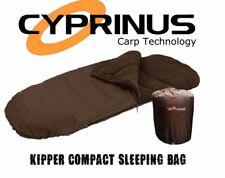 Cyprinus Kipper Compact 4-5 Season Carp Fishing Fleece lined Sleeping Bag