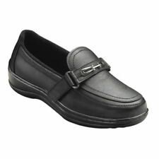 New w/o Box Orthofeet Springfield Spandex Black Mary Janes Size 11.5 BM