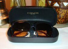 COACH Crystal Gray Designer Sunglasses HC8169 L149