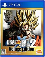 Dragon Ball Zenoverse 2 Deluxe Edition PS4 Japam