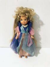 1986 Vintage Lady Lovely Locks Doll With  DUCHESS RAVENWAVES Dress On