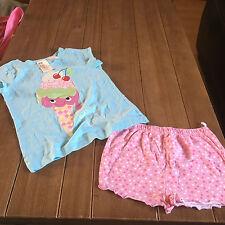H&M Mädchen-Pyjamasets