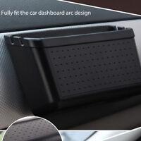Black Auto Storage Pouch Bag Phone Charge Key Coins Holder Pocket Organizer W6I5