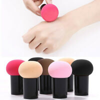 Powder Puff Round Makeup Sponge Women Face Soft Coverup Cosmetic Foundation Tool