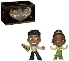 Disney Princess The Princess & The Frog Tiana & Naveen Mini Vinyl Figures 2 Pack