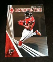 2019 Panini Phoenix Catching Fire #12 Julio Jones - Atlanta Falcons