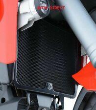 Multistrada 1200 Gran Turismo 2015 R&G Racing Radiator Guard RAD0166BK Black