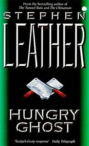 Hungry Ghost by Stephen Leather Paperback Book The Cheap Fast Free Post