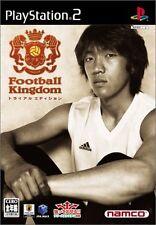 PS2 NAMCO -FOOTBALL KINGDOM- SHUNSUKE NAKAMURA Japan ps