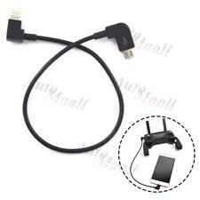 Remote Controller Data Transfer Cable fr DJI MAVIC PRO AIR Spark IOS iPhone iPad