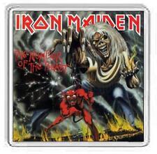 Iron Maiden Rock Music Memorabilia