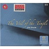 John Tavener - The Veil of the Temple CD (2005)