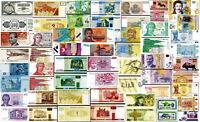 EUROPA - Lotto 30 banconote differenti FDS - UNC