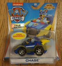 PAW Patrol Super Paws CHASE True Metal Vehicle *Brand New*