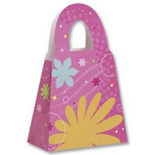 Pink 'Birthday Style' Purse-shaped Treat Bags, Loot, Favour Bag. Girls 13th