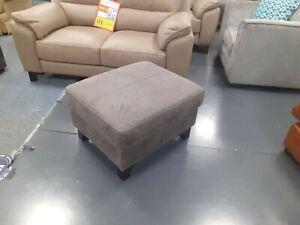 Endurance Titan storage footstool. Ex ScS Stock