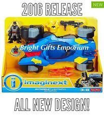 Imaginext DC Super Friends Transforming Batmobile