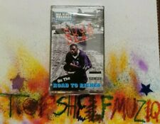 """Suga Bear""""On The Road To Riches""""Bay Area Rap,G-Funk,SFC,'98,Lil Swoop,RBL Hitman"""