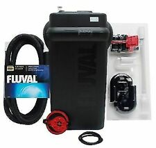 "Fluval 406 aquarium filter up to 100 gallons  ""new"" 383gph"