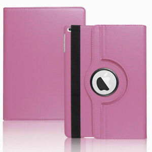 """For Apple iPad Air 2 3 4th Generation 10.9"""" 2020 360 Rotating Leather Smart Case"""