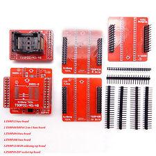 SOP TSOP32/40/48 Adapter Socket for USB Bios Programmer TL866CS&TL866A 29LV800