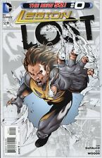 Legion Lost #0 Comic Book 2012 New 52 - DC