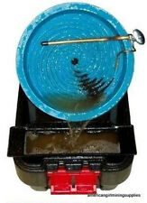 DESERT FOX GOLD PANNING MACHINE * SINGLE SPEED MODEL + 12v POWER CORD * PAYDIRT