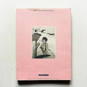 Rassegna n 53 1993 Rivista Karel Teige Architettura e poesia Grafica Surrealismo