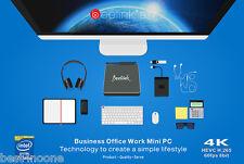 Beelink BT7 Mini PC Atom X7-Z8700 Quad core 4K TV Box Windows X WiFi 4G+128G EU