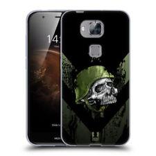 Fundas y carcasas metálicas para teléfonos móviles y PDAs Huawei