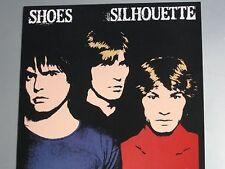 Shoes - Silhouette *LP White Vinyl*MINT*LP 941.734
