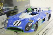 SRC 01103 MATRA 670B 24H LE MANS 1973, #11 NEW 1/32 SLOT CAR IN DISPLAY CASE