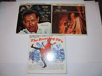 (3) 1960'S 4 TRACK STEREO TAPE REELS - ONCE MORE WITH FEELING & MORE - OFC-CC