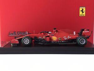 Looksmart LSF1033 Ferrari SF1000 Sebastian Vettel 3rd Turkish GP F1 2020 1:43