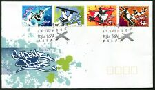 AUSTRALIA - 2006 'EXTREME SPORTS' First Day Cover [C1525^]