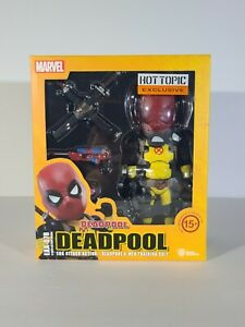 Beast Kingdoom Egg Attack Action Deadpool X-Men Training Suit Figure Exclusive
