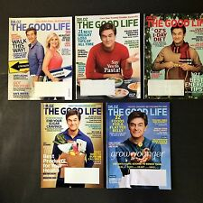 Lot 5 Dr Oz Magazines The Good Life 2016 2017 Diet Health Energy Food Stress