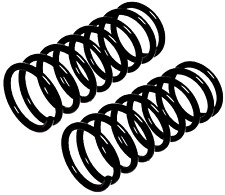 2x Ford Escort MK III 3 1.6 XR3i RS 1600i Turbo Front Coil Spring 1982-1985