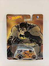 Hot Wheels Pop Culture Marvel Batman Quick D-LIVERY Real Riders
