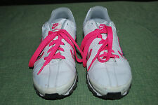 NIKE AIR MAX + 2010 White/Pink (401008-167) Womens Size 8
