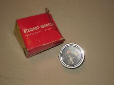 Stewart Warner Vacuum Gauge Nos, w/ box, 427265, 178