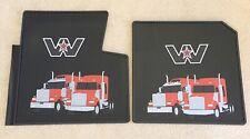 NEW OEM Western Star floor mats floormat PAIR 4900 Series