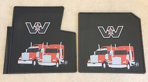 NEW OEM Western Star floor mats floormat PAIR 4900 Series