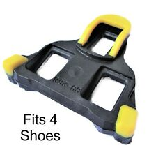 4 X SPD SL Road Bike Cleats For Cycle Shoes Clip Pedals SH11 Shimano Compatible