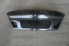 SEIBON 99-05 BMW 3/M3 2D Carbon Fiber Trunk Lid CSL E46